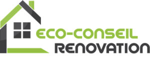 Logo eco conseil renovation