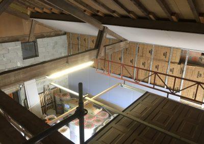 isolation mur interieur saint jean d illac
